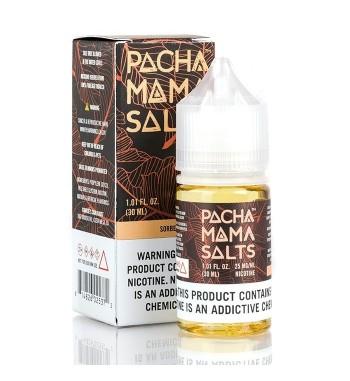 Sales SORBET Pachamama