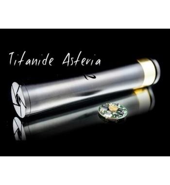 Titanide ASTERIA V2 Mech Mod
