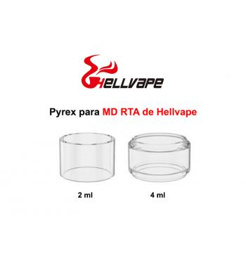 Pyrex MD RTA MTL Hellvape