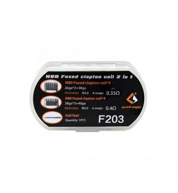 N80 FUSED CLAPTON 2 en 1...