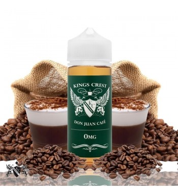 Kings Crest DON JUAN CAFE 100ml