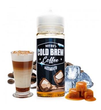 Nitro's Cold Brew MACCHIATO