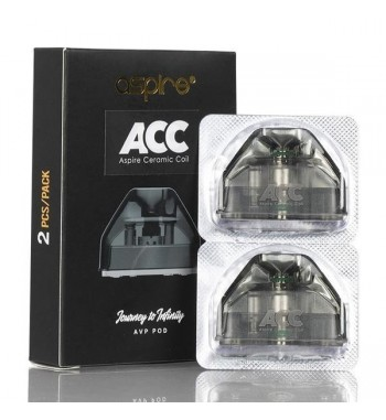 Aspire AVP POD CERAMIC Cartucho