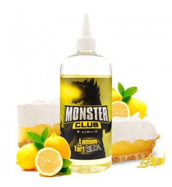 LEMON TART ZILLA Monster Club