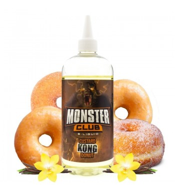 CUSTARD KONG DONUT Monster Club