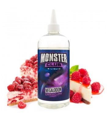 MEGALODON CHEESE CAKE Monster Club