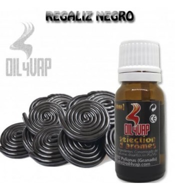Aroma Oil4Vap REGALIZ NEGRO
