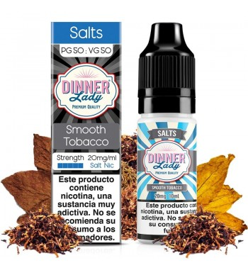Sales SMOOTH TOBACCO Dinner Lady