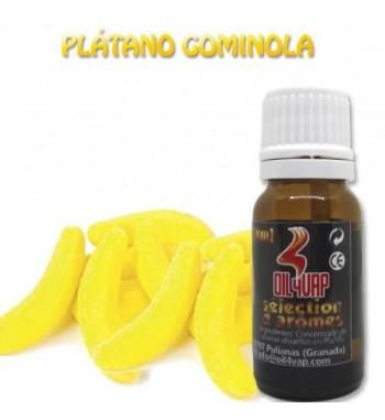 Aroma Oil4Vap PLATANO GOMINOLA