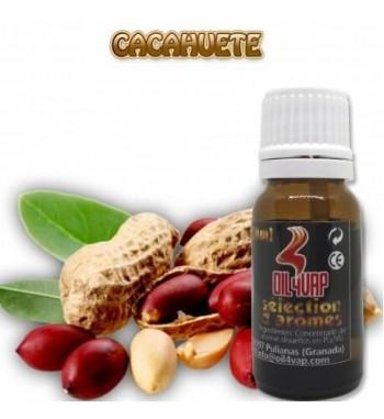 Aroma Oil4Vap CACAHUETE