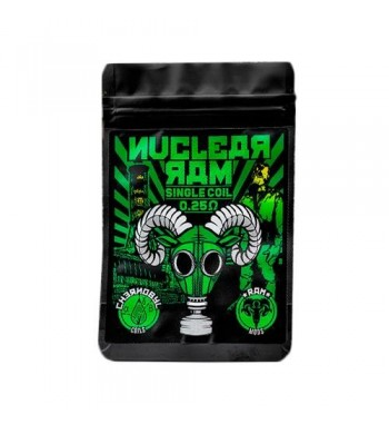 NUCLEAR RAM SINGLE COIL 0.25 OHM...