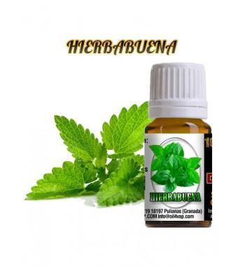 Aroma Oil4Vap HIERBABUENA