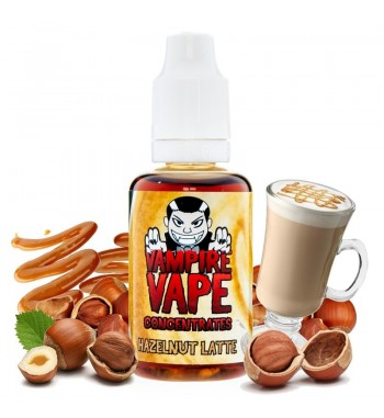 Aroma HAZELNUT LATTE Vampire Vape