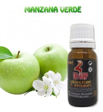 Aroma Oil4Vap MANZANA VERDE