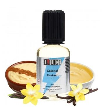 Aroma T-Juice COLONEL CUSTARD