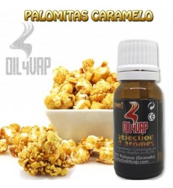 Aroma Oil4Vap PALOMITAS CARAMELO