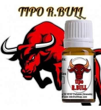Aroma Oil4Vap TIPO R.BULL