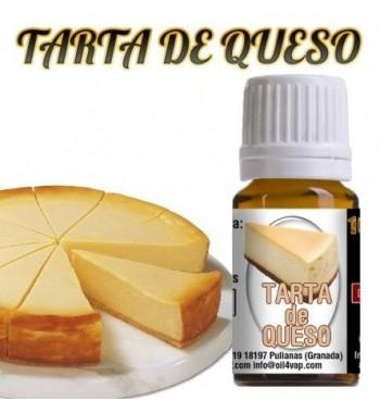 Aroma Oil4Vap TARTA DE QUESO