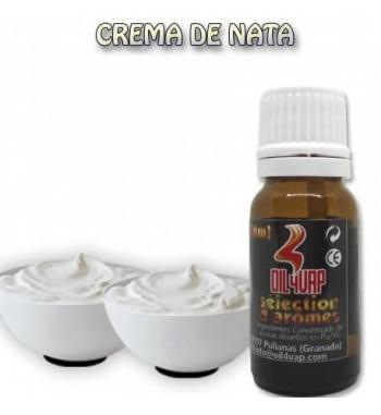 Aroma Oil4Vap CREMA DE NATA