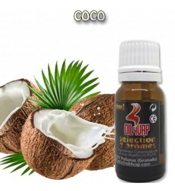 Aroma Oil4Vap COCO