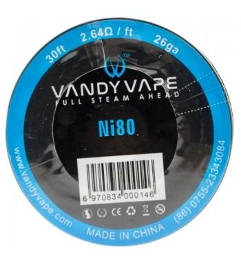 Vandy Vape NICHROME 80 Hilo