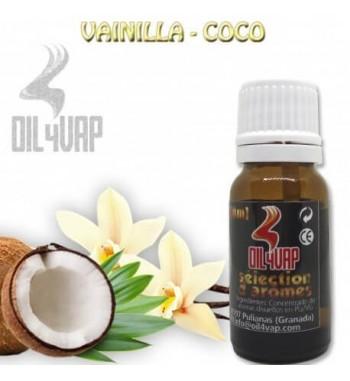 Aroma Oil4Vap VAINILLA COCO