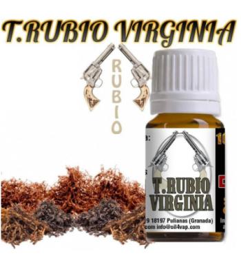 Aroma Oil4Vap TABACO RUBIO VIRGINIA