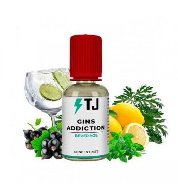 Aroma GINS ADDICTION TJuice