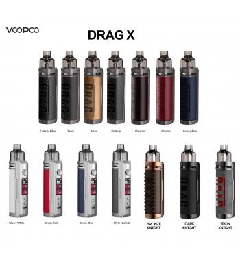 Voopoo DRAG X Pod-Mod