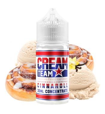 Aroma CINNAROLL Cream Team
