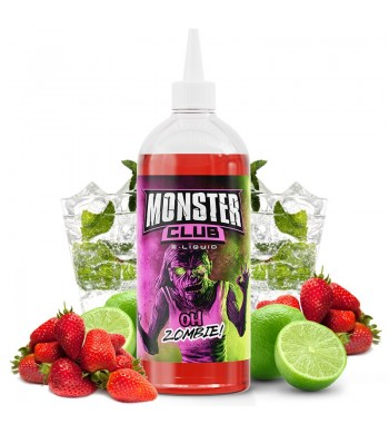 Monster Club OH ZOMBIE