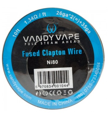 Vandy Vape FUSED CLAPTON WIRE...