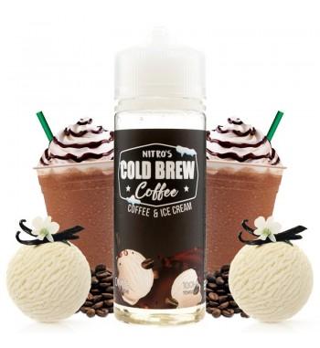 Nitro's Cold Brew COFFEE & ICE...